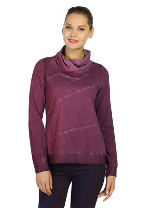 Sweatshirt - Bordo